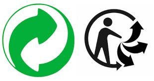 logo triman point vert