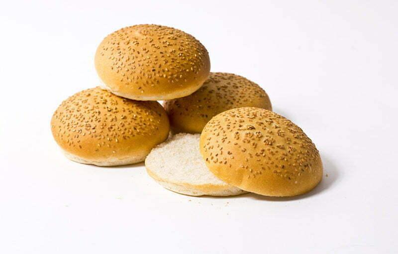produit-4 Sesame Hamburger Buns