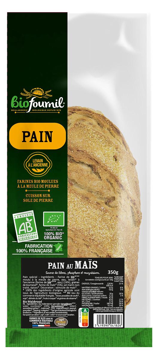 pain-maïs-biofournil-levain