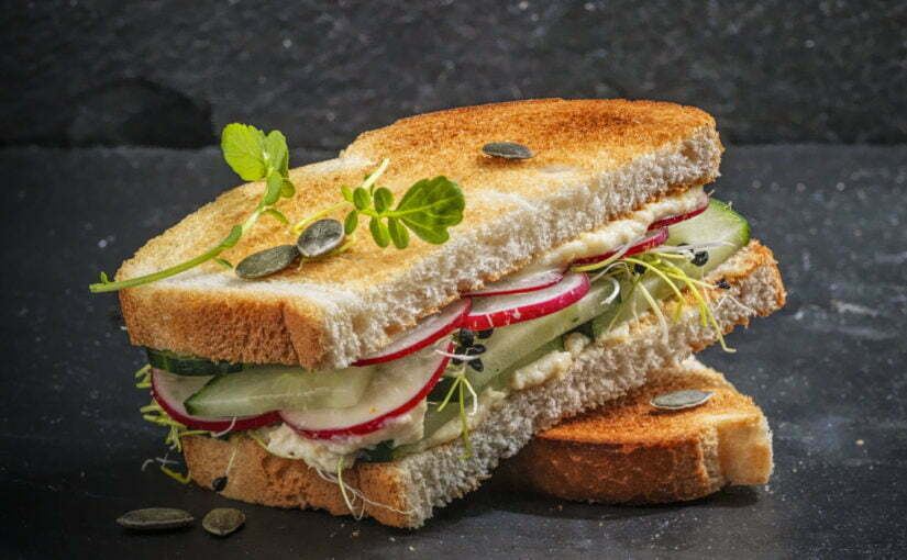 sandwich printemps biofournil